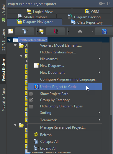 Update Java code in Android Studio