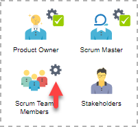 Configure scrum team