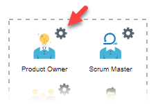 To configure product owner
